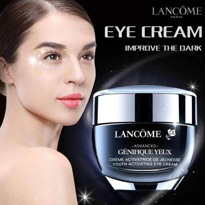 100% Original] LANCOME Advanced Genifique Yeux (15ml) Youth Activating Eye  Cream Serums Repair Lightly Faded Panda Eye Black Eyes Moisturizing Eyes |  Lazada
