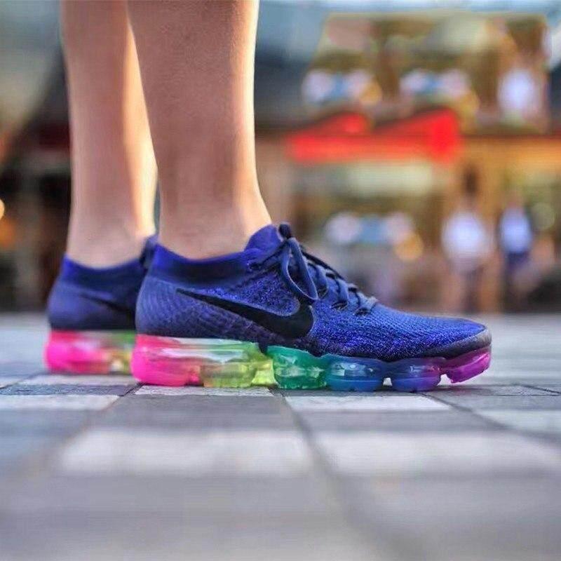 eb5b6bcf2 2019 New Arrival Nike Women's Air VaporMax Flyknit Running Shoes ...