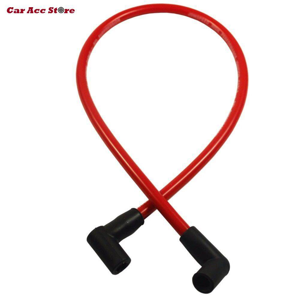 CarACC Durable 10 5 MM High Performance Spark Plug Wire Set for HEI SBC BBC  350 383 454 Electronic