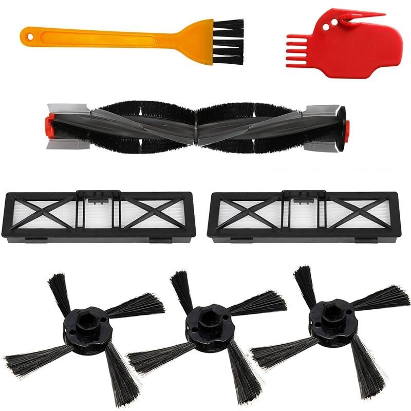 Brush Filter Kit For Neato Botvac D Series D3,D4,D5,D6,D7 Vacuum Cleaner Parts