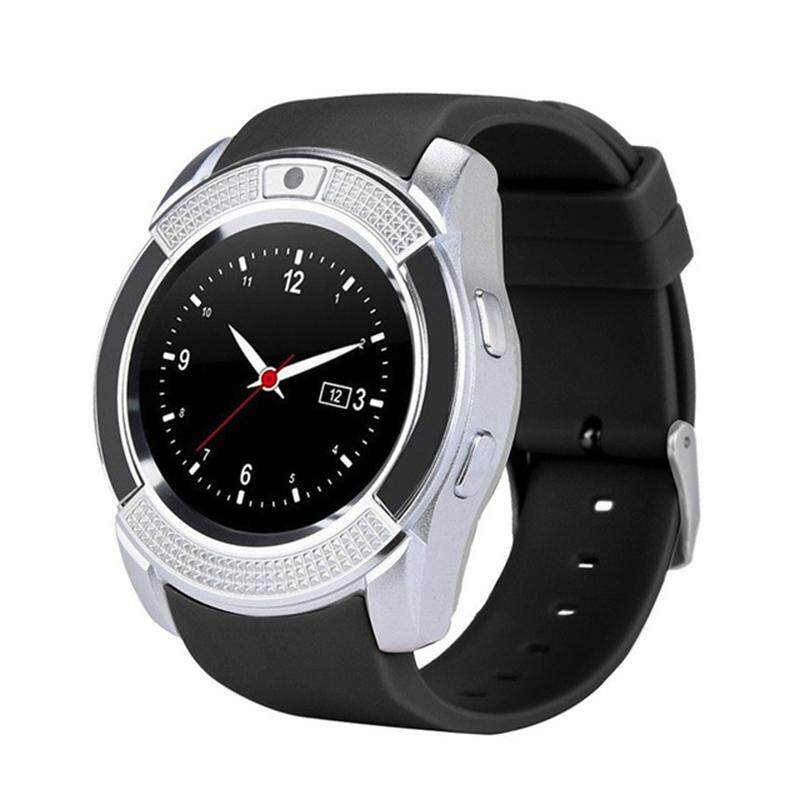 yiuu V8 Smartwatch Bluetooth Pedometer SIM TF Card Watch Camera 2G Color  Display Wrist Smart Watch Waterproof Device For Android