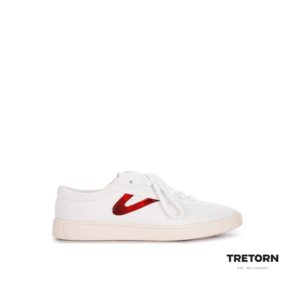 Tretorn Womens Nylite - PVC Red: Buy