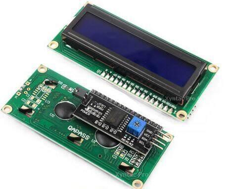 LCD1602 Serial IIC I2C 16x2 Liquid Crystal Display Module LCD 1602 for  Arduino