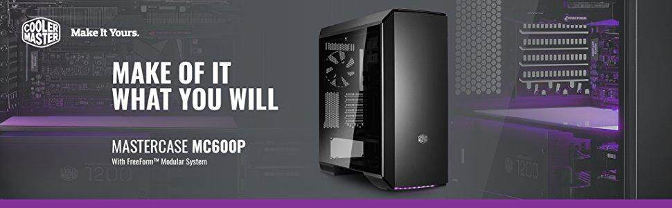 MasterCase MC600P 600P