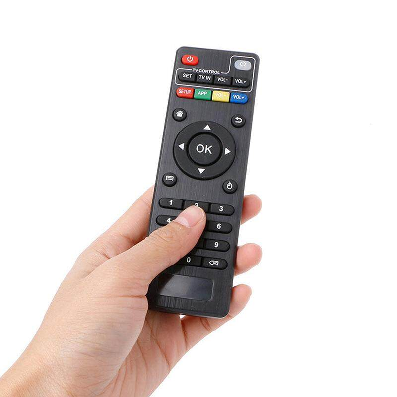 IR Remote Control Replacement For Android TV Box MXQ-4K MXQ PRO H96 proT9  Int: One size Beautiful Speace