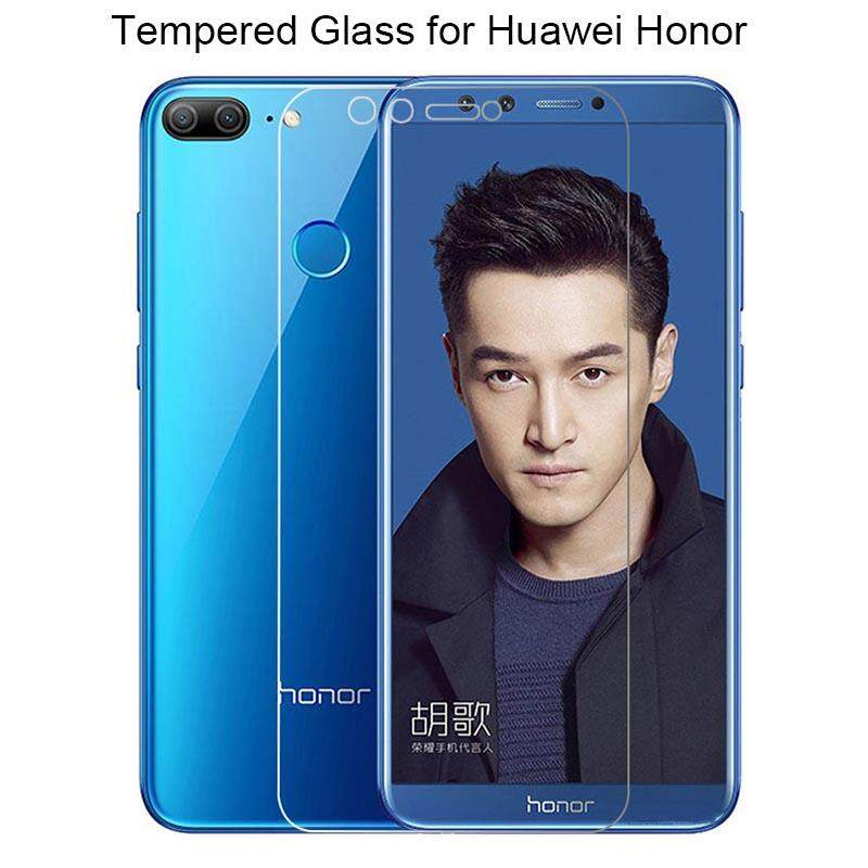 For Huawei Honor Play VIEW 20 10 LITE 8X MAX 9H Hardness HD Clear Bubble  Free Installation High Responsivity Tempered Glass Screen Protector Film