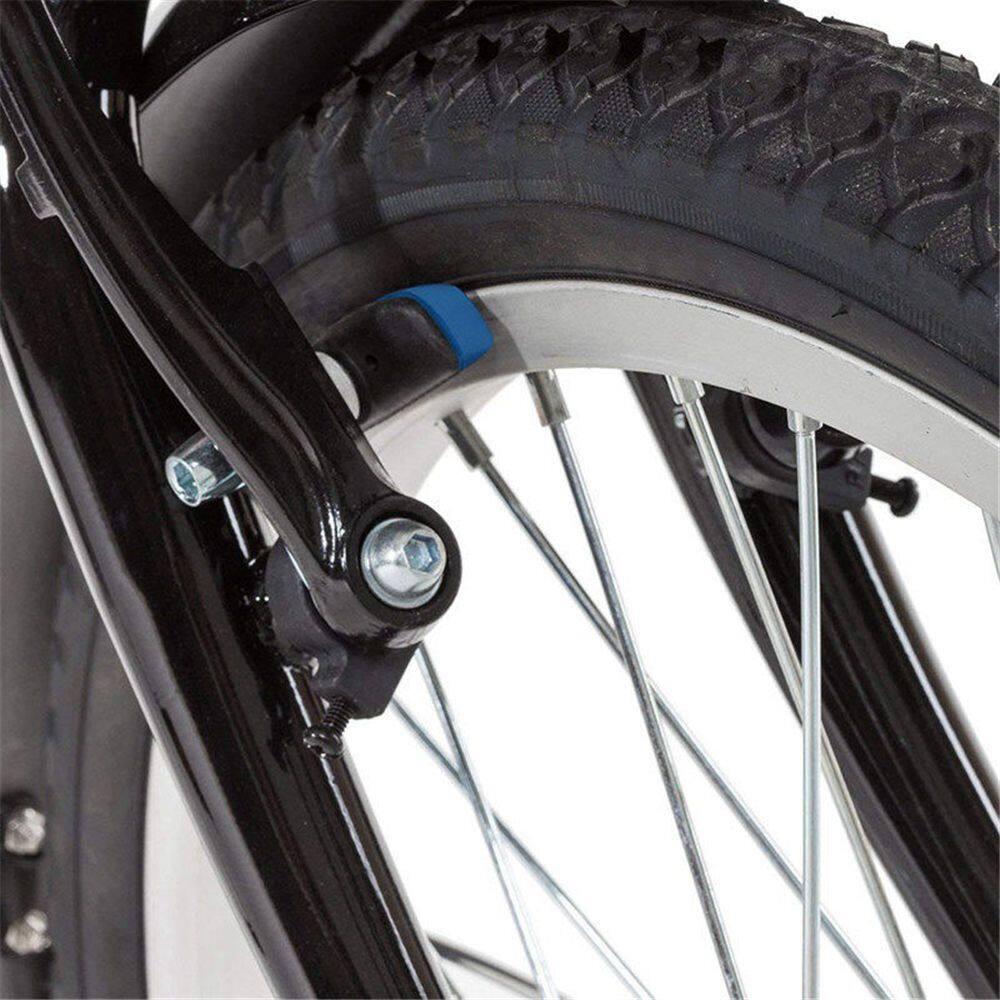 1 Pair Mountain Bike BMX V Brake Blocks Bicycle Break Pad Shoe 3 Colour