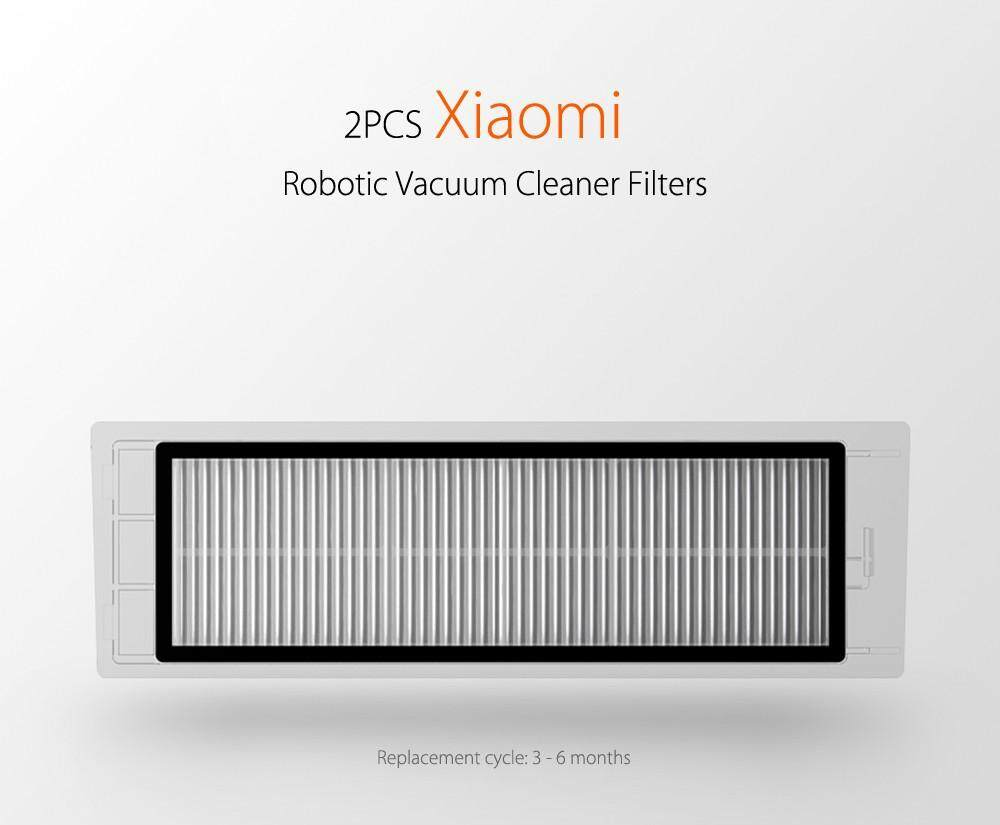 2pcs Durable Vacuum Side Brush For Xiaomi Mijia Cleaner Kit Home Replacement Robot Vacuum Cleaner Replacement Parts Accessories Cheapest Price From Our Site Cleaning Appliance Parts