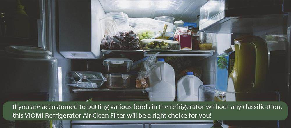 VIOMI VF1 - CB Herbaceous Refrigerator Air Clean Filter Sterilization