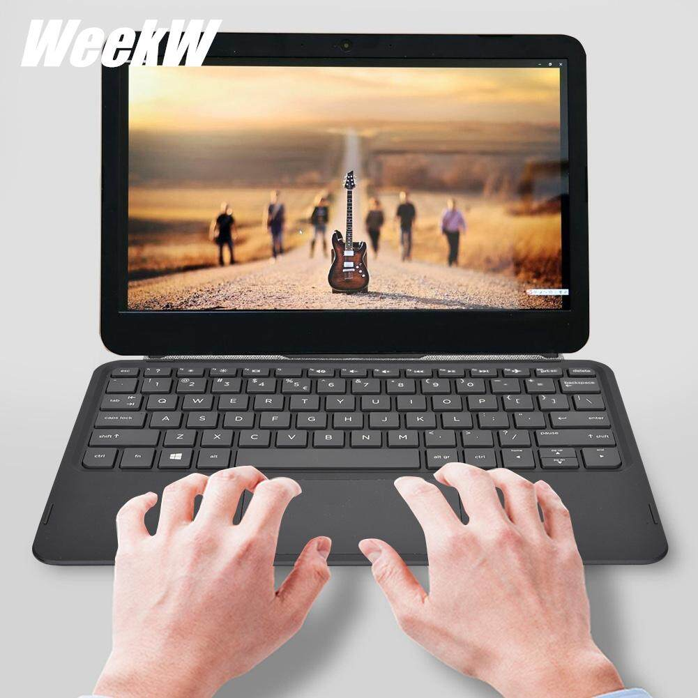 WeekW Replacement Keyboard Detachable Tablet Keyboard For H P Pavilion X2  10-J013Tu