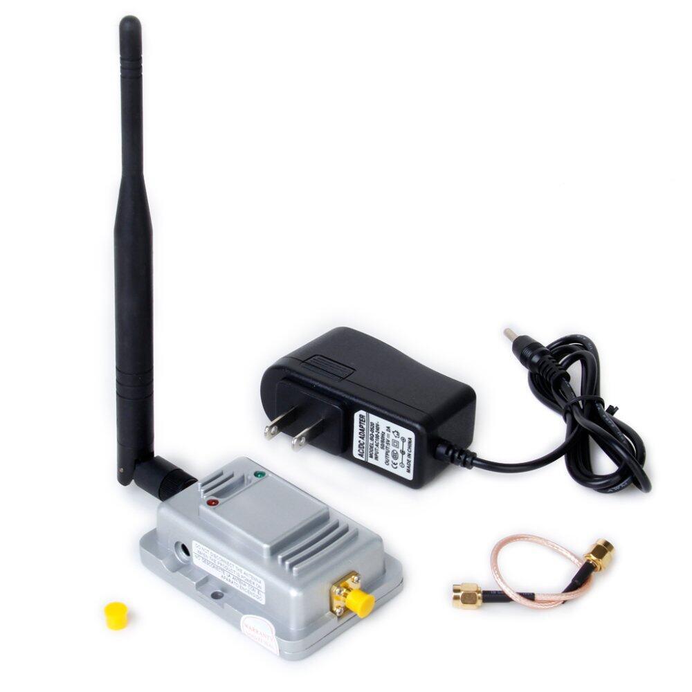 2 wát Wifi Không Dây Bộ Khuếch Đại Router 2.4 ghz Phạm Vi Công Suất Tín Hiệu Tăng Áp Phích Cắm US-Intl