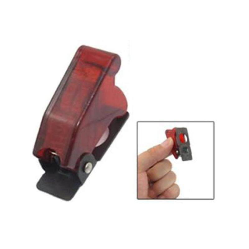 Buy 1 PC New 12mm Mini Red Toggle Switch Waterproof Boot Plastic Safety Flip Cover Cap Malaysia