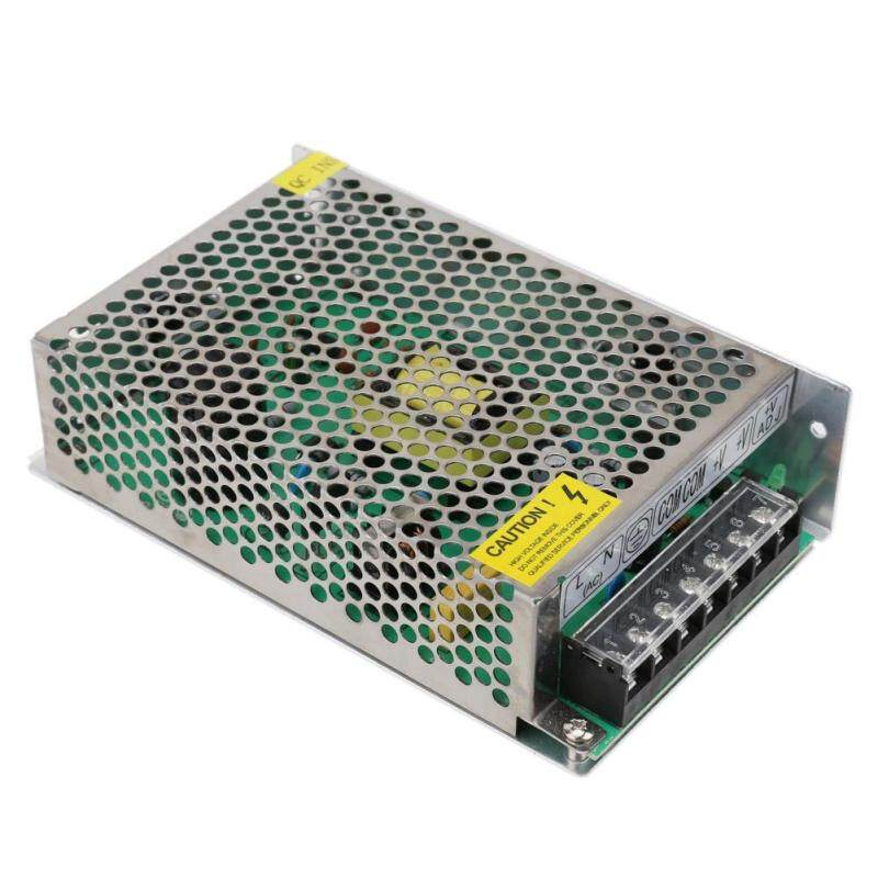 Buy 110V/220V to DC 12V 2.5A 80W Voltage Stabilizer Transformer Switch Power (Silver) Malaysia