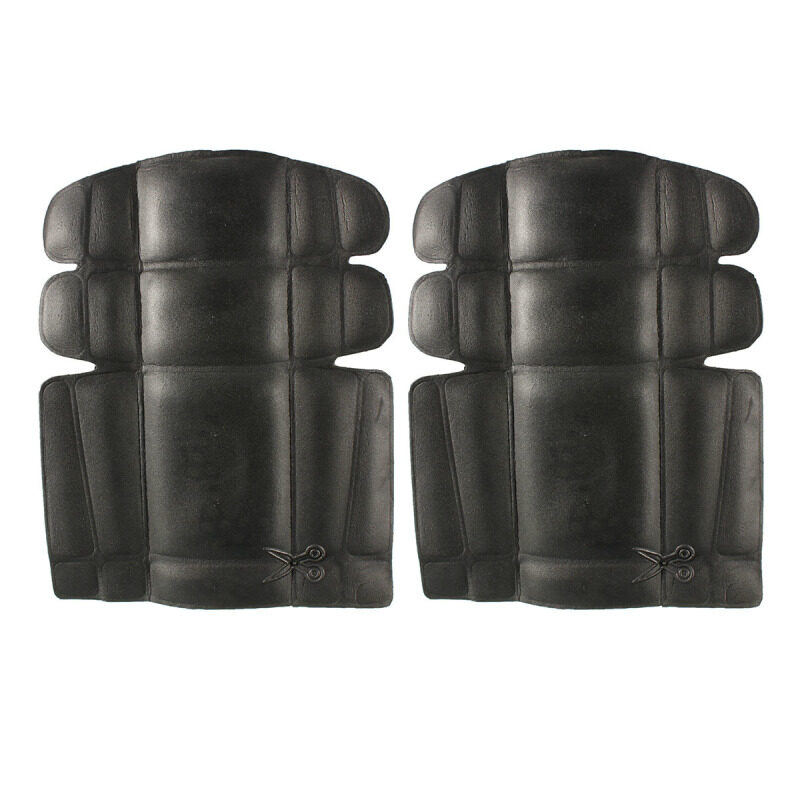 Buy 2 x Black Knee Protectors Pads Fits All Port West Garments Kneeling Protect Work Malaysia