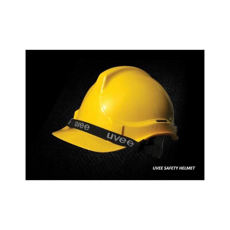 Buy 3 pcs Yellow UVEE Pro I Professional Safety Helmet Sirim Certified Malaysia