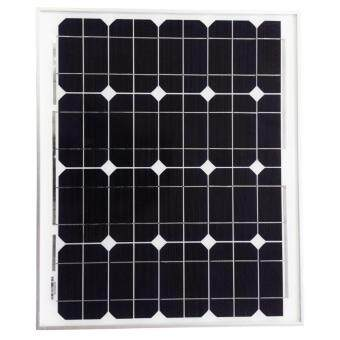 Harga 35 Watt / 35W Polycrystalline Solar Panel 12V ( Ready Stock)