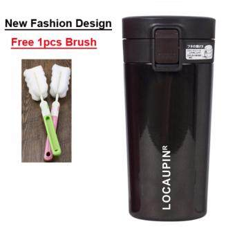 380mL Locaupin Coffee Vacuum Thermo Insulation Flask