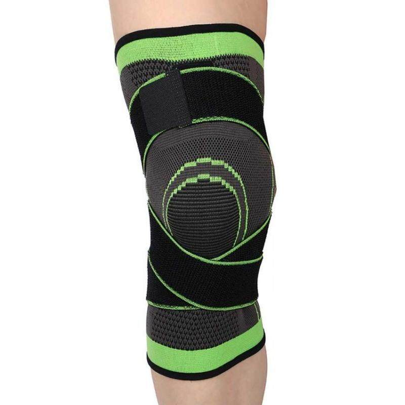 Buy 3D Weaving Pressurization Knee Brace Protective Support Cycling Hiking Sport Pad Malaysia