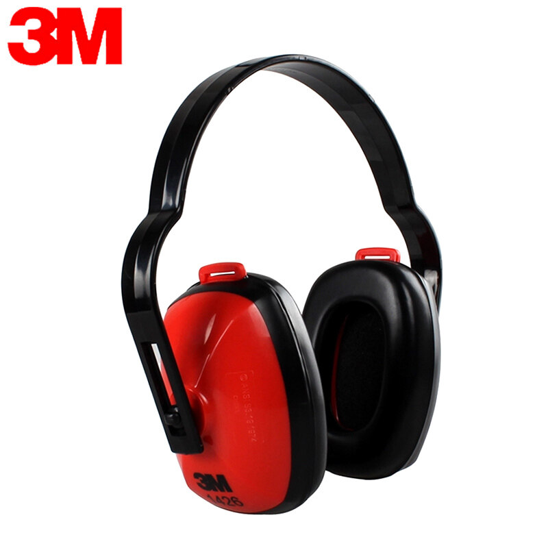 Buy 3M 1426 anti-noise earplugs soundproof earmuffs professional noise sleep learning factory shooting men and women earmuffs Malaysia