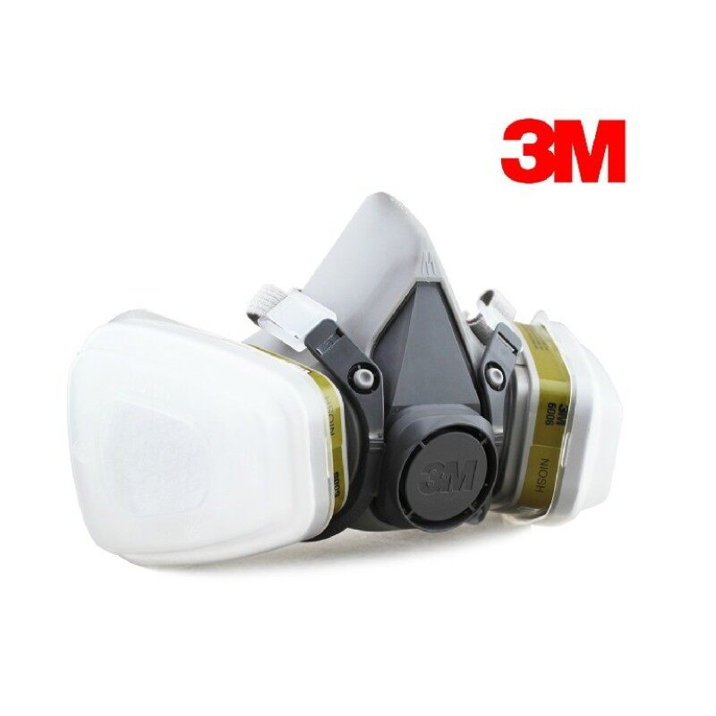 Buy 3M 6200 Half Facepiece Respirator + 3M 6006 Multi Gas/Vapor Cartridge + 3M 501 Filter Retainer + 5N11 Particulate Filter Malaysia