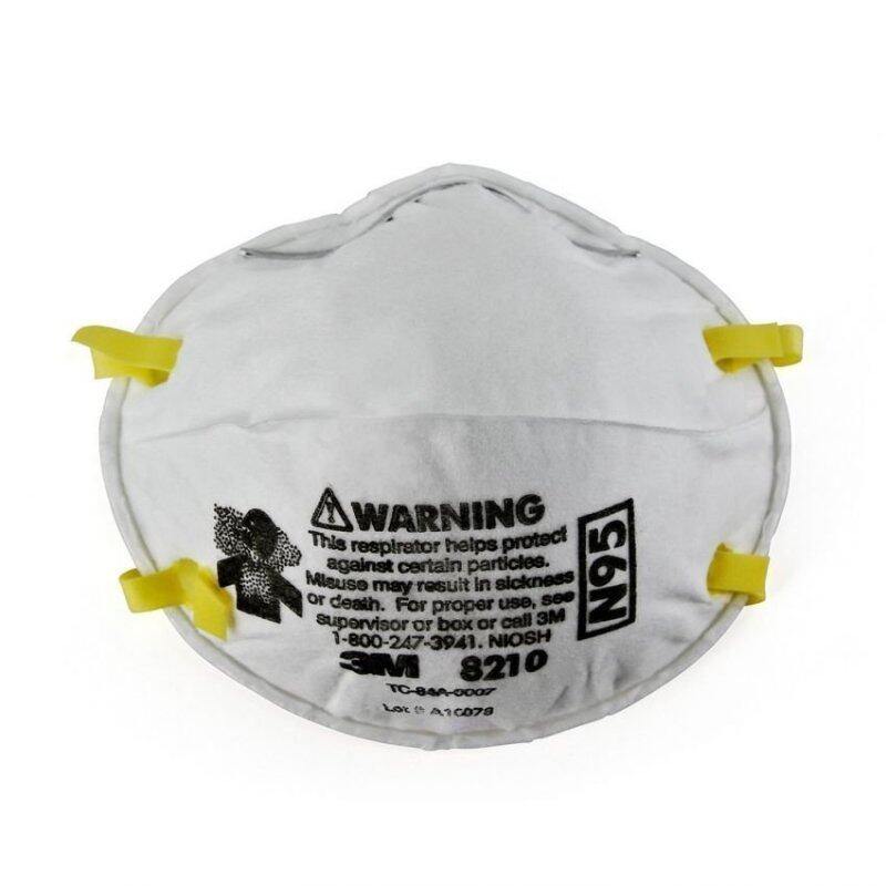 Buy 3M 8210 Particulate Respirator N95 Mask 1pc/pack Malaysia
