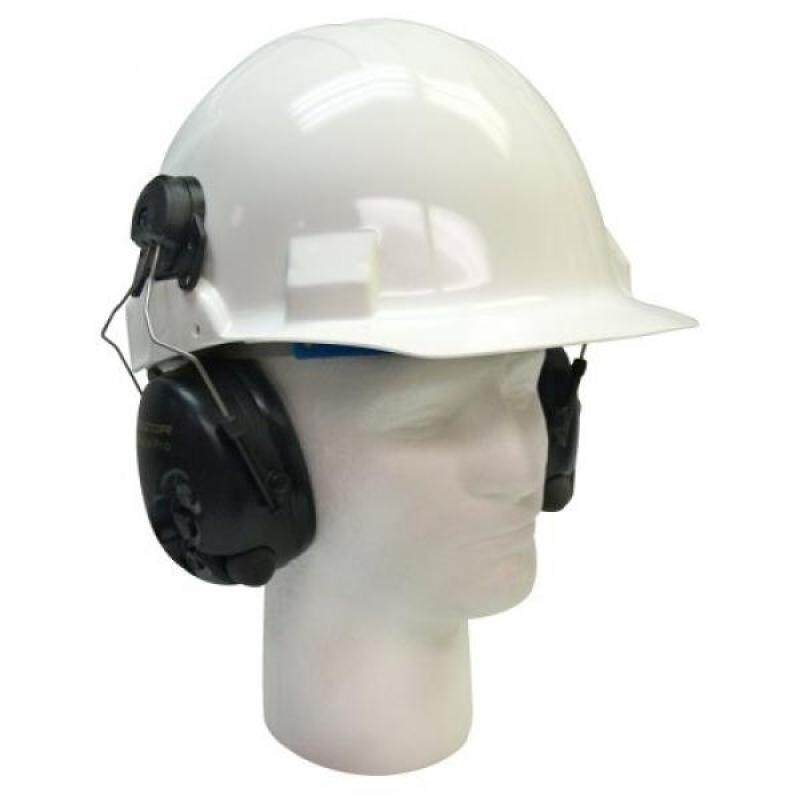 3M Peltor MT15H7P3E SV Tactical Pro Listen-Only Hard Hat Mount, Hearing Protection, Ear Protection, NRR 22 dB, Ideal for ranges, forklift drivers, airport ground personnel, and maintenance mechanics