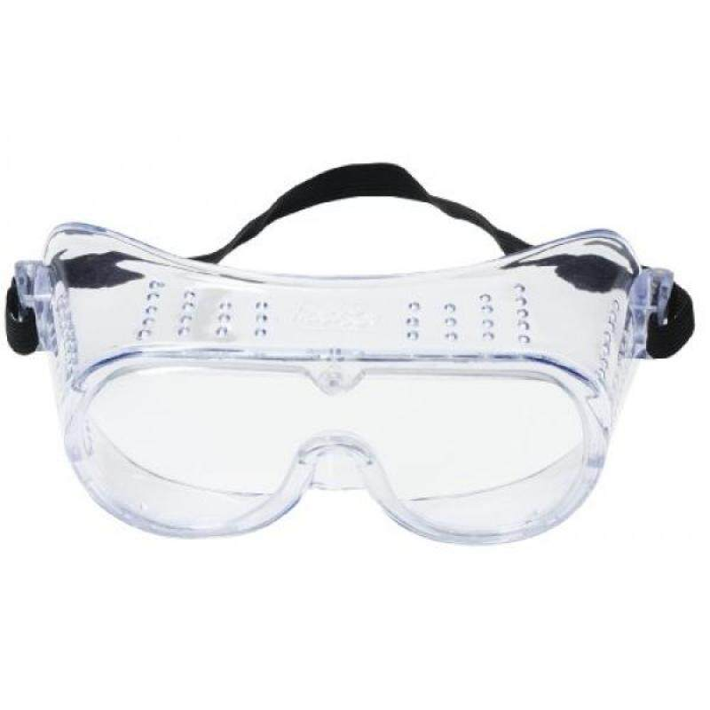 3M Safety Impact Goggle 332, 40650-00000-10 Clear Lens (Pack of 10)