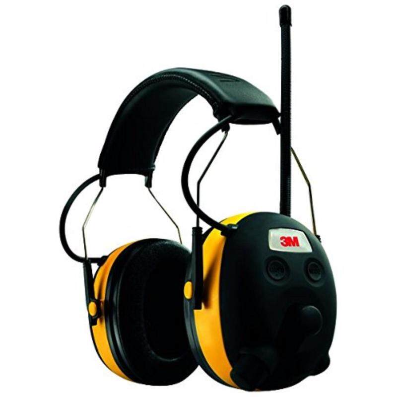 Buy 3M WorkTunes Hearing Protector, MP3 Compatible with AM/FM Tuner (90541-4DC) Malaysia