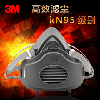 3m3200/N95 fight pneumoconiosis industrial grade dust masks