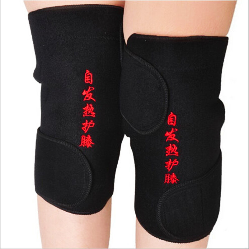 Buy 3pcs Adjustable Magnetic Knee Support Brace with Heat - Arthritis Pain Relief Band New Malaysia