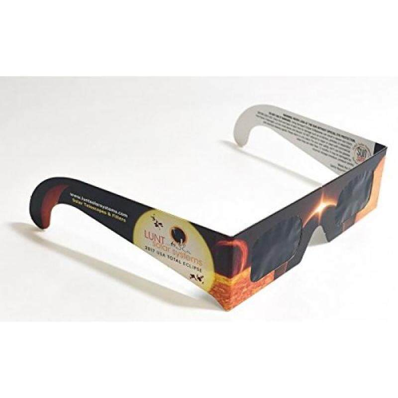 500-Pack Premium ISO and CE Certified Lunt Solar Eclipse Glasses