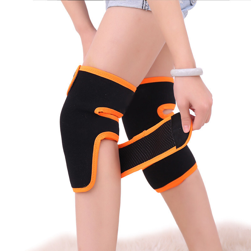 Buy A Pair Tourmaline Belt Self Heating Knee Pads Magnetic Therapy Knee Support Brace Protector Sleeve Knee Arthritis Belt Knee Massager Malaysia