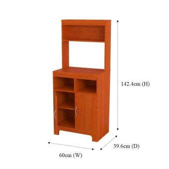 A-Tech Kitchen Cabinet KC 2511 - Cherry - 3