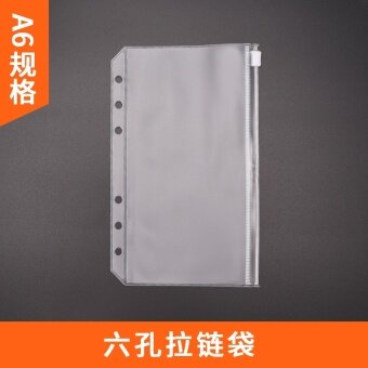 A5/a6/A7 notebook pull side bag Information Card bag