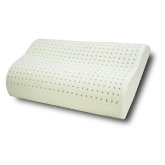 aerofoam 100 latex contour pillow hb 209