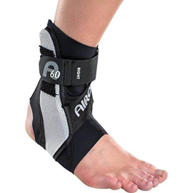 Buy Aircast A60 Ankle Support Brace, Right Foot, Black, Malaysia