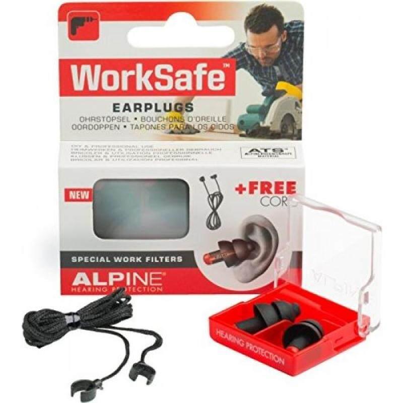 Buy Alpine Work Safe Earplugs Malaysia