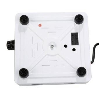 Astar Homdox Electric Portable Home Cook Single Burner Hot PlateHotplate EU Plug.(White) - 5