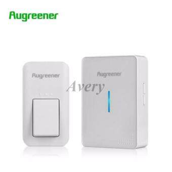 Augreener E2 Economic and Reliable Self Powered door bell NO NEED BATTERY! Wireless Doorbells