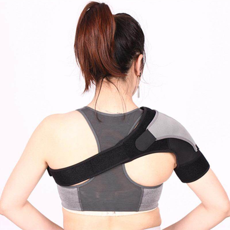 Buy Banding Brace Shoulder Pad Protection Support uard Pad Strap Wrap Two-way Adjustable Malaysia