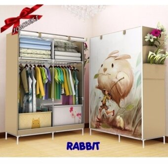 Harga Bedroom Furniture Sovereign Portable Roll Up Wardrobe