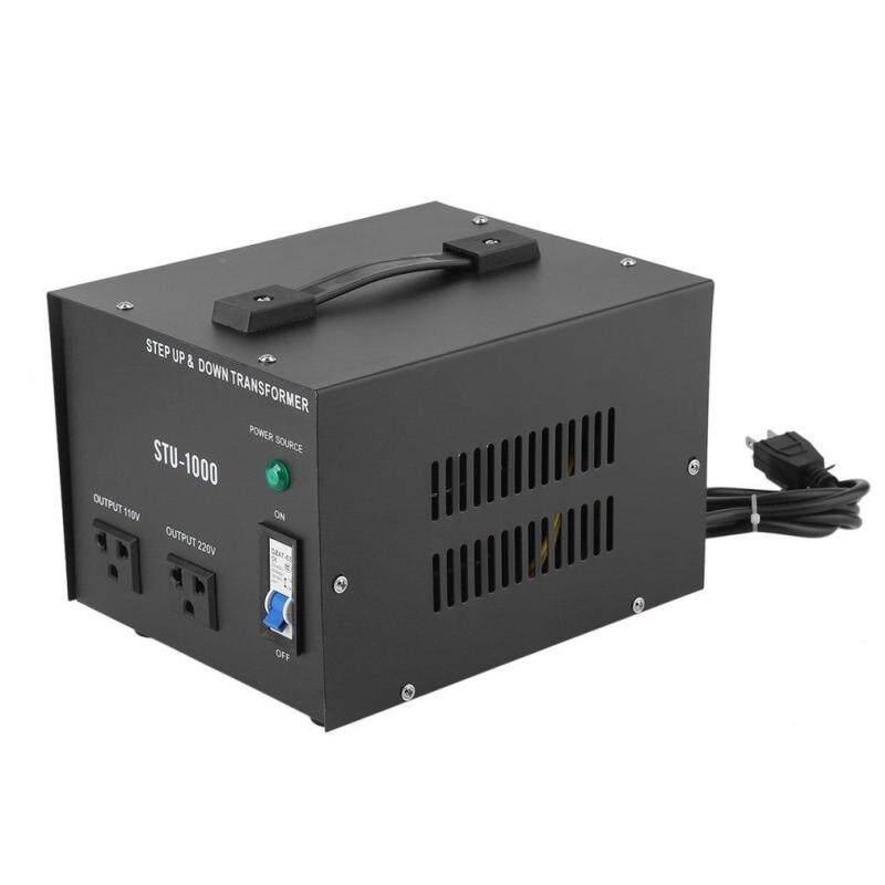 Buy Belle 1000W Step Up&Down Electrical Power 220-110V Voltage Converter Transformer black US Plug Malaysia