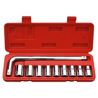 bestir 12inch drive socket wrench 10piece set 12