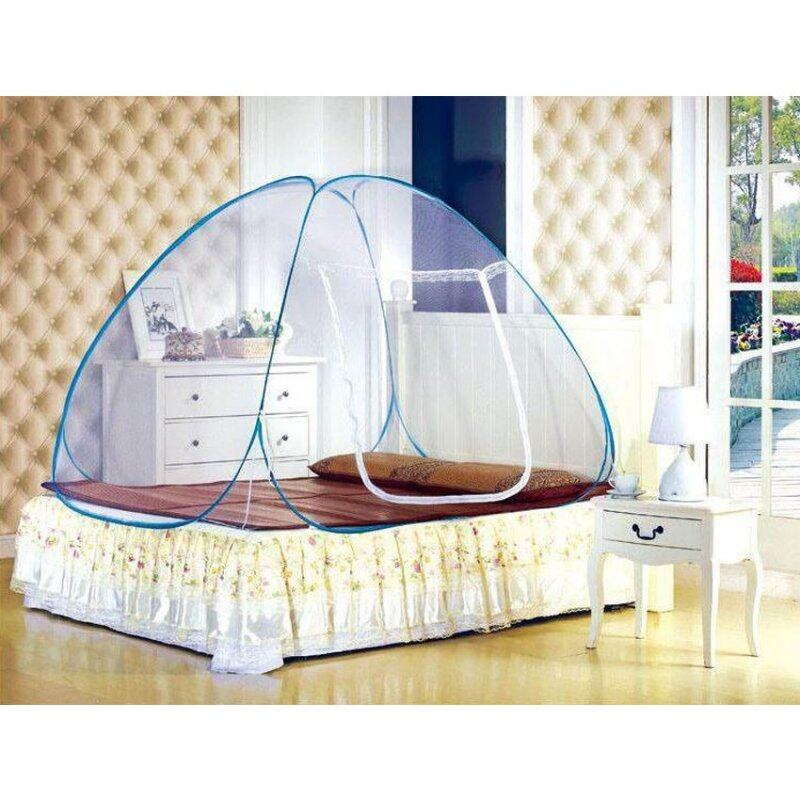 Buy Blue Whale Magic Portable Mosquito Net Malaysia