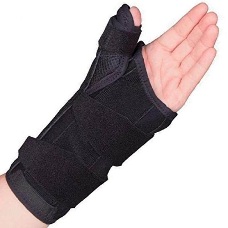 Buy [boran]OTC Wrist Thumb Splint, 8-Inch, Select Series, X-Small (Left Hand) Malaysia