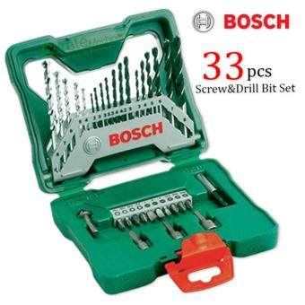 Bosch 33-Piece X-Line Drill and Screwdriver Bit Set