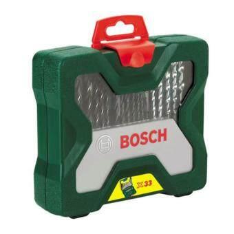 Bosch 33-Piece X-Line Drill and Screwdriver Bit Set