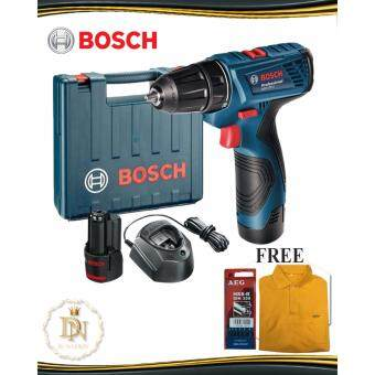 Bosch GSR 120-li Cordless Drill 12V Professional (Package A)