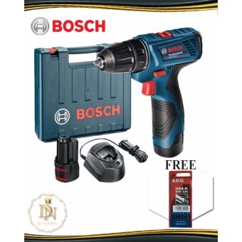 Bosch GSR 120-LI Cordless Drill Professional (Package B)