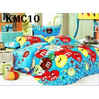 Harga Cartoon King Size Fitted Bedsheet
